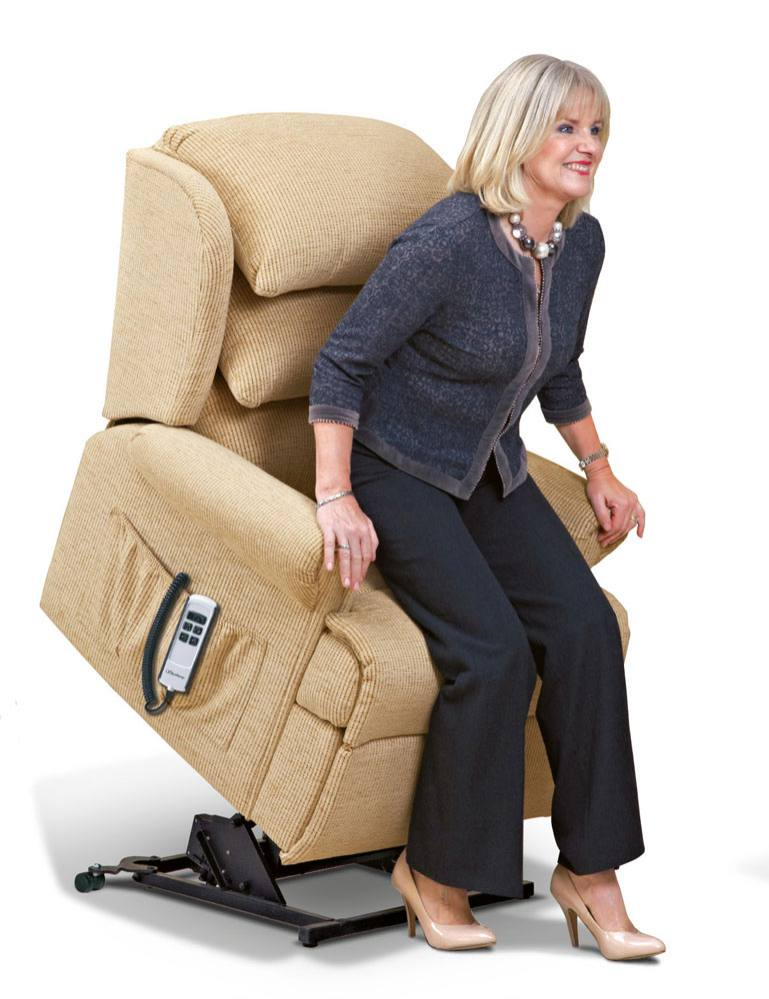 Windsor Petite Riser Recliner The Wheel Chair Centre - Rise recline chairs